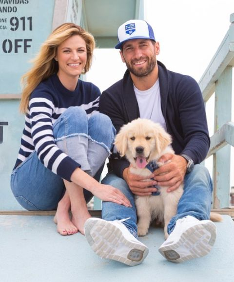 Erin Andrews Weds Jarret Stoll