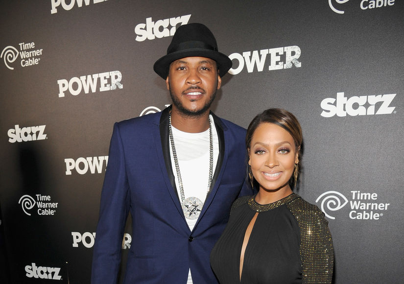 Carmelo Anthony Shows Love for Ex La La on Her Birthday