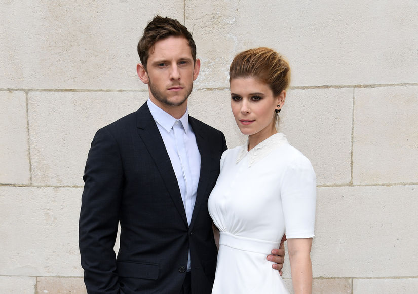 Jamie Bell & Kate Mara Married — See the Wedding Photo!