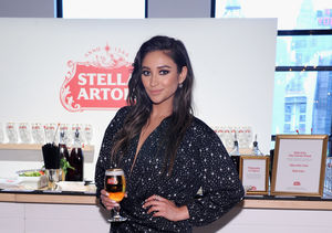 Shay Mitchell Gives the Scoop on 'Pretty Little Liars' Series…