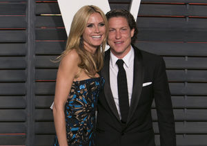 Heidi Klum's BF Vito Schnabel Speaks After Being Caught Kissing…