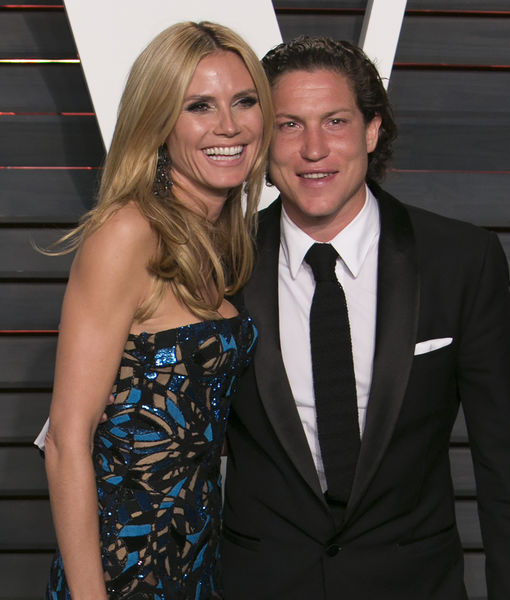 Heidi Klum's BF Vito Schnabel Speaks After Being Caught Kissing Another Woman