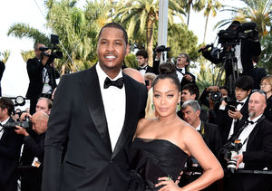Carmelo & La La Anthony Not Getting Divorced… 'Right Now'
