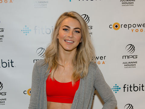 Throwback Pics of Julianne Hough as an Extra in 'Harry Potter'