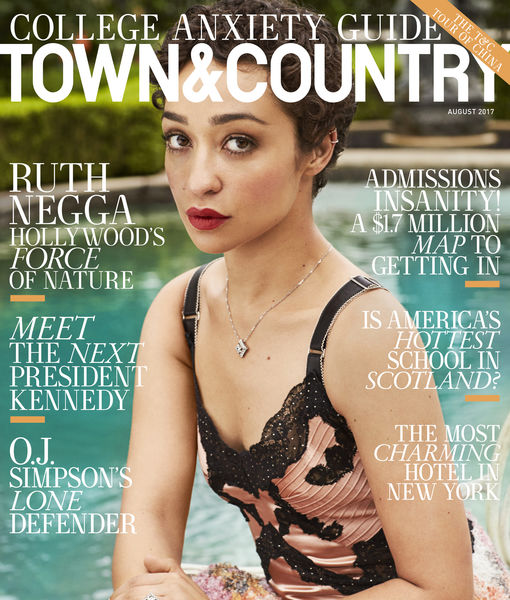 'Preacher' Star Ruth Negga Opens Up About Her Childhood, the Death of Her…
