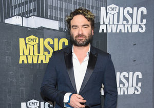Johnny Galecki's Ranch Burns Down in Massive California Fire