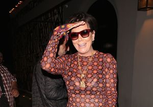 Kris Jenner's Accidental Flashion Show — See Her Wardrobe Malfunction!