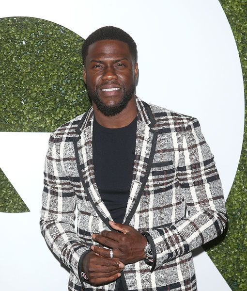 Kevin Hart: 'I Am a Better Father Because of the Mistakes My Dad Made'
