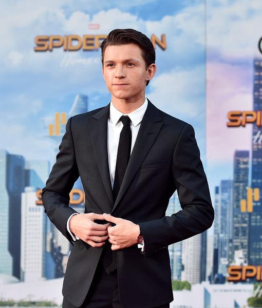 Spider-Man Secret: Tom Holland's Man Thong Revelation