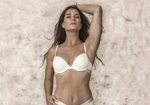 Back in Calvin Klein! See Brooke Shields Model Lingerie at 52