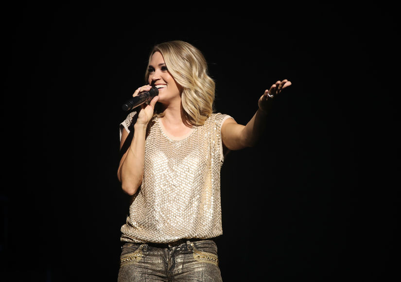 First Post-Injury Public Appearance! Carrie Underwood Will Perform at ACM Awards 2018
