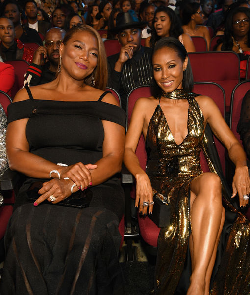 Jada Pinkett Smith & Queen Latifah on Their Overdue 'Set It Off' Reunion