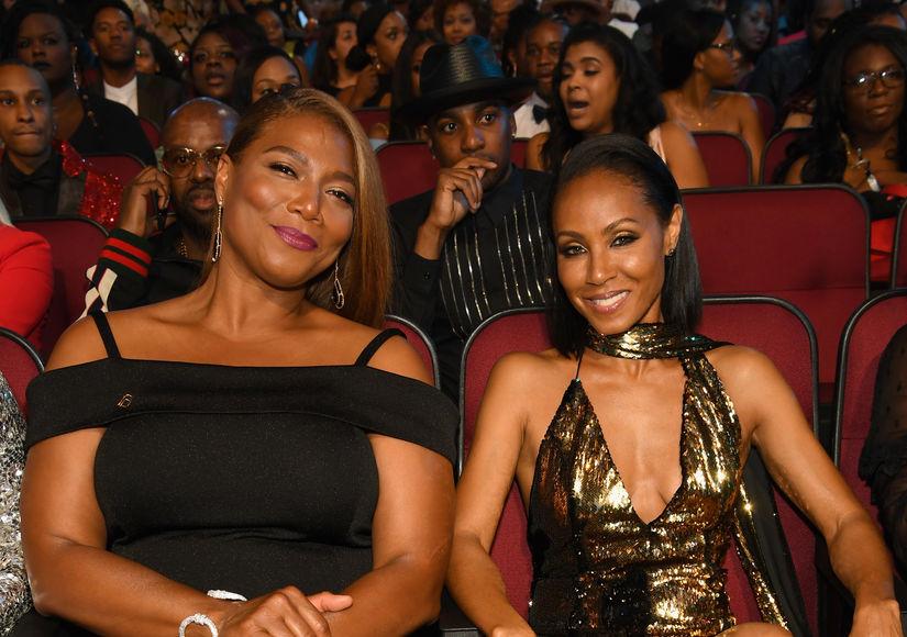 Jada Pinkett Smith & Queen Latifah on Their Overdue 'Set It Off' Reunion
