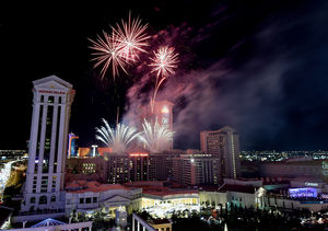 Celebrate July 4th Weekend in Las Vegas