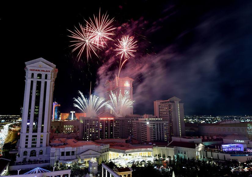 Celebrate July 4th Weekend in Las Vegas