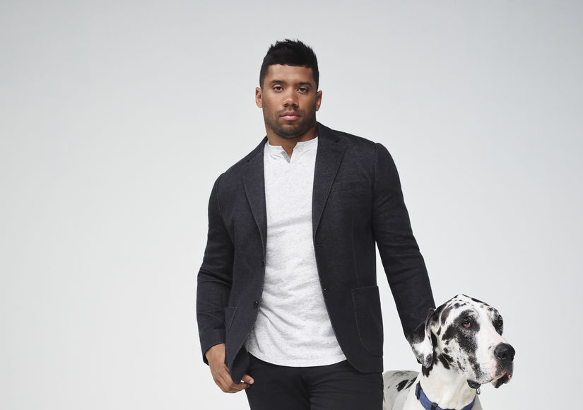 Russell Wilson Teams Up with Nordstrom! See the Pics