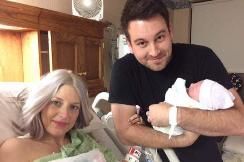 Christian Rocker Nathan Johnson's Wife Dies Hours After Giving Birth