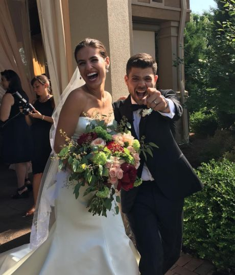 'Entourage' Star Jerry Ferrara Got Hitched!