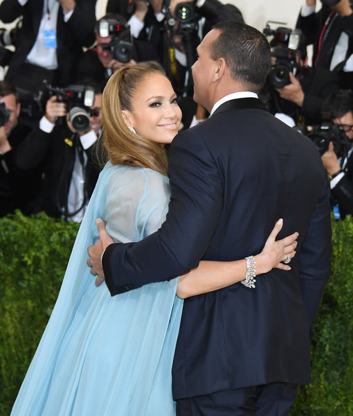 J.Lo Opens Up About A-Rod: 'He's a Beautiful Person'