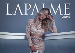 Charissa Thompson Is LaPalme Magazine's New Cover Girl