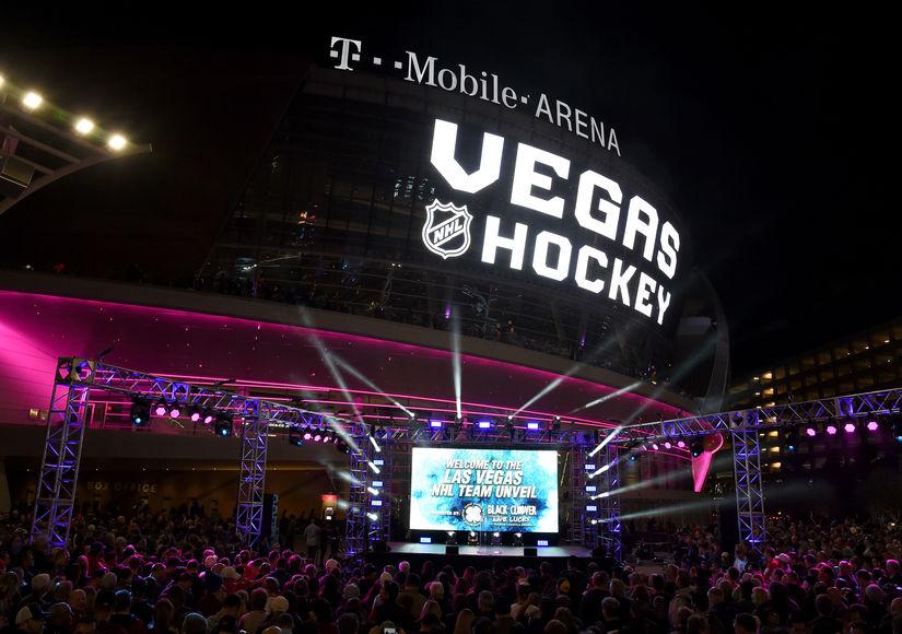 Meet Las Vegas' New Hockey Team