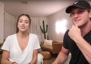 Chloe Bennet & Logan Paul Take On Romance Rumors
