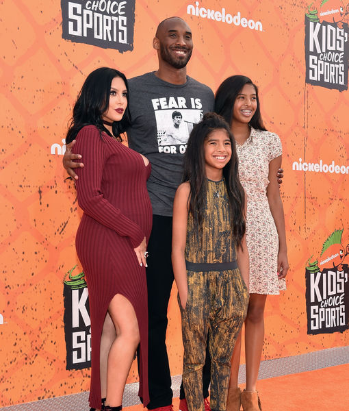 Kobe Bryant Dishes on Baby #3, Plus: Life with His Girls!