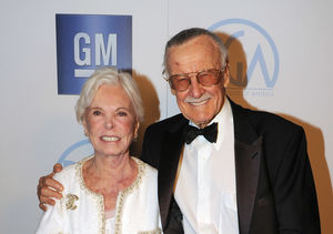 Stan Lee's Wife Joan Dies at 93