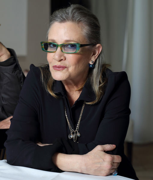 Carrie Fisher's Assets Revealed — Charity Auction Set