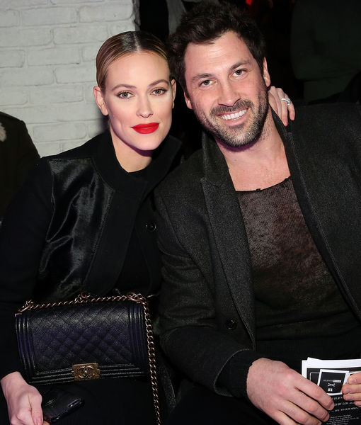 Peta Murgatroyd and Maksim Chmerkovskiy marry at Oheka Castle in Huntington
