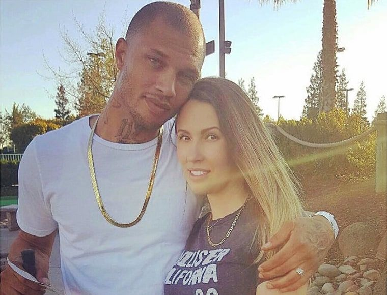 Busted: 'Hot Mug Shot Guy's' Wife Filing for Divorce?