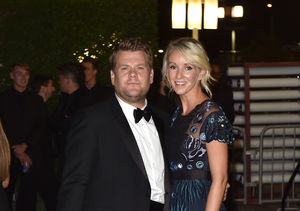 James Corden & Wife Julia Expecting Baby #3