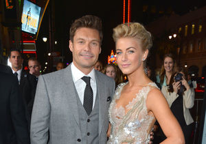 Ryan Seacrest Reacts to Julianne Hough Wedding News: 'Happy to See You Happy'