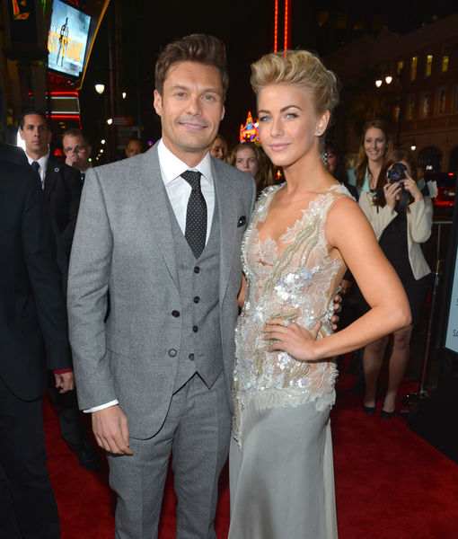 Who is ryan seacrest dating after julianne hough