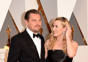 Why Kate Winslet's Extreme New Movie Had Leo Texting Her Terrified-Looking…