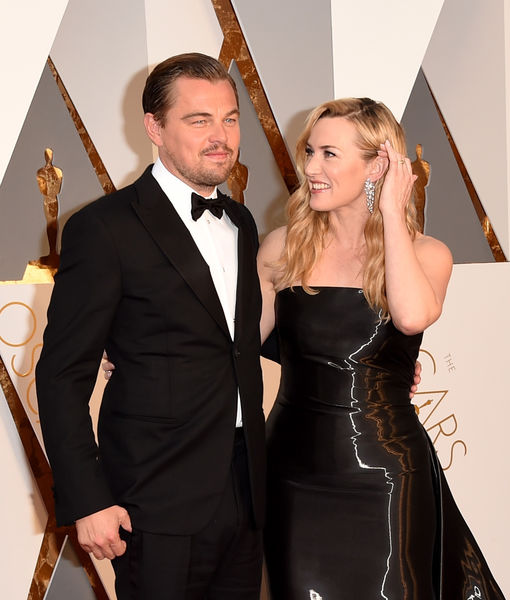 Why Kate Winslet's Extreme New Movie Had Leo Texting Her Terrified-Looking Emojis