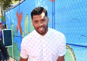 Russell Wilson on Ciara's 'Sweet' Anniversary Surprise, Diaper Duty and…