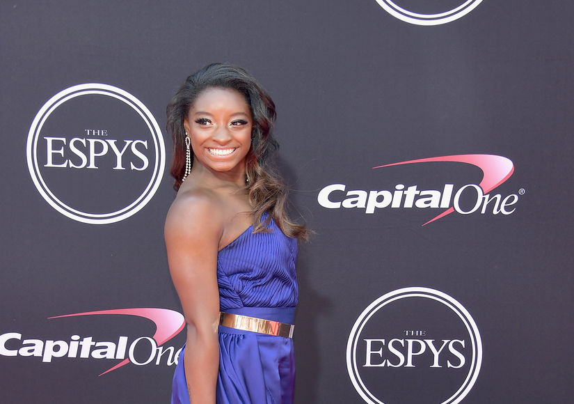 Stars at the 2017 ESPYS