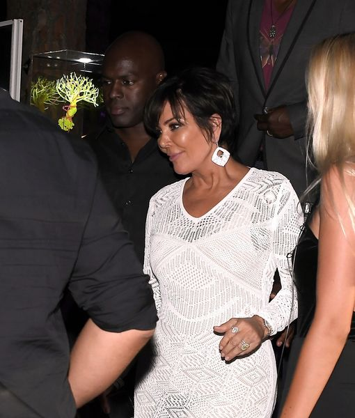 Is Kris Jenner Engaged to Corey Gamble?