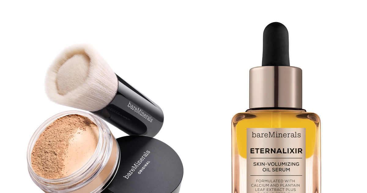 Win It! bareMinerals Lip Color, Serum and Gift Card