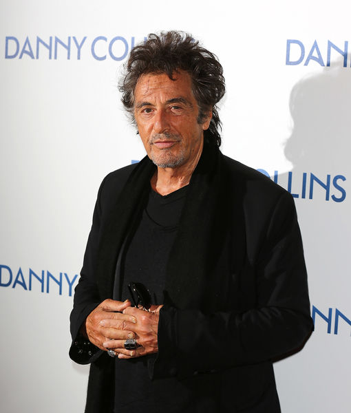 First picture of Al Pacino as Joe Paterno revealed