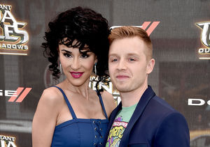 Noel Fisher & Layla Alizada Wed in 'Magical' Ceremony