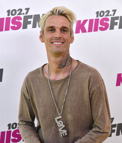Aaron Carter Arrested on DUI, Marijuana Charges