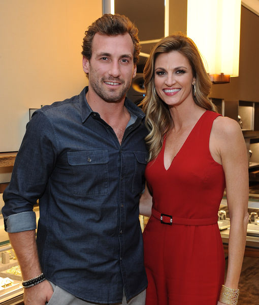 Erin Andrews Dishes on Her Honeymoon Plans with Husband Jarret Stoll