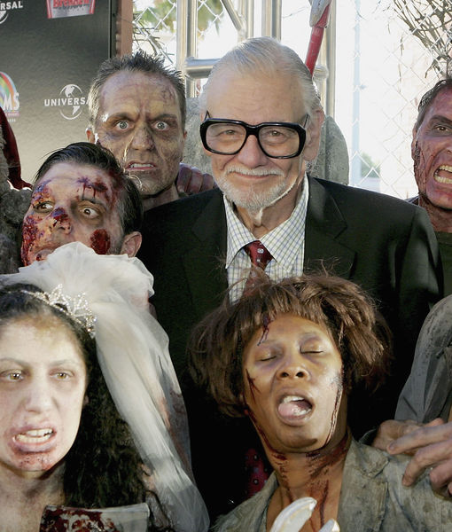 Zombie Whisperer George A. Romero, 'Night of the Living Dead' Director, Dead at 77