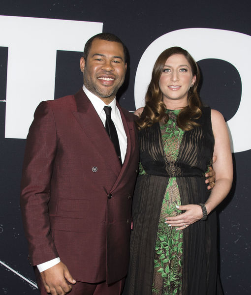 Jordan Peele & Chelsea Peretti Welcome Baby Boy — What's His Unique Name?
