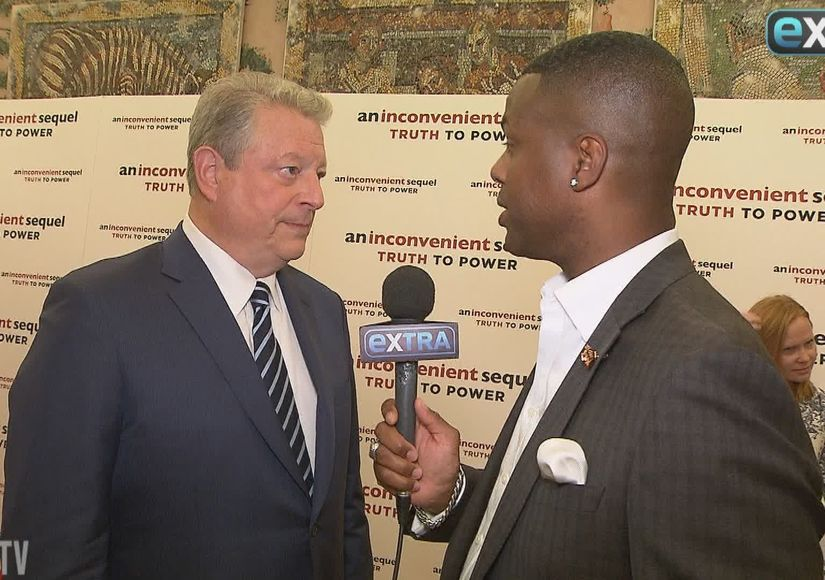 Al Gore Weighs In on Trump Administration