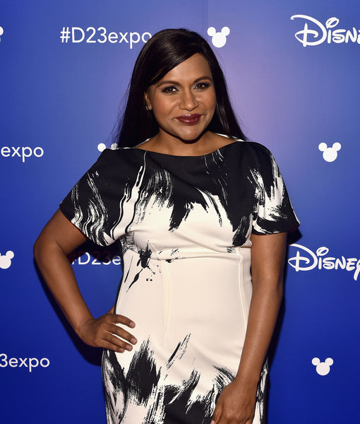 Surprise! Mindy Kaling Pregnant with First Child — Who's the Father?