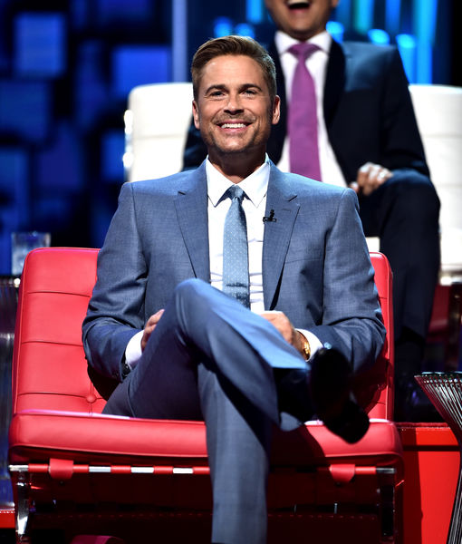 Yikes! Rob Lowe's Caught-on-Camera Encounter with Great White Sharks