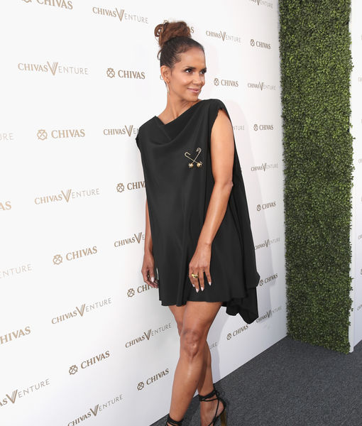 Halle Berry on Shutting Down Pregnancy Rumors, Her New Movie 'Kidnap,' and More